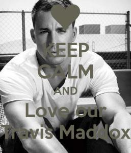keep calm travis