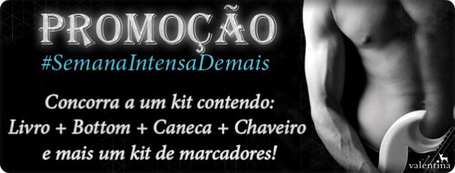 Banner Promoção #SemanaIntensaDemais