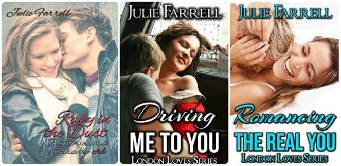 livros Julie
