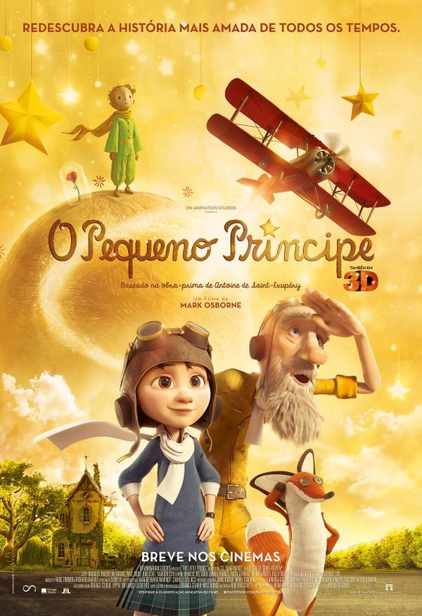 O Pequeno Príncipe - filme