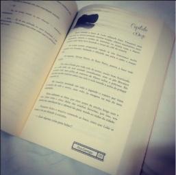 Livro Fica comigo - interior
