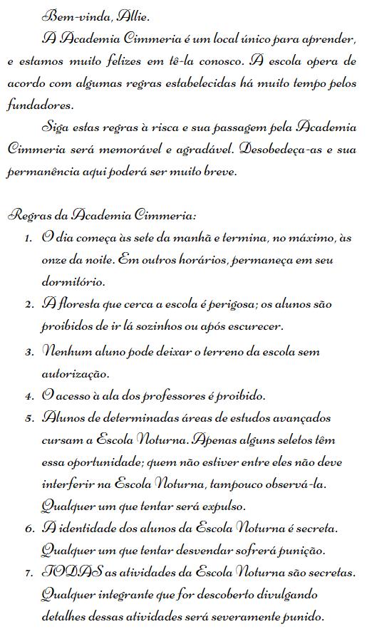 Regras 3