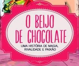 O Beijo de chocolate, de Laura Florand – quebra