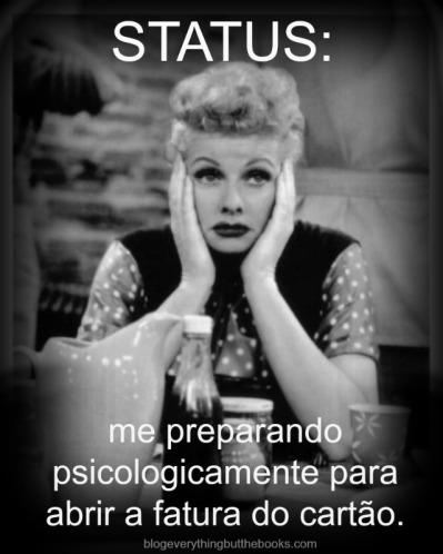 status - me preparando psicologicamente...
