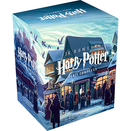 box Harry Potter 1