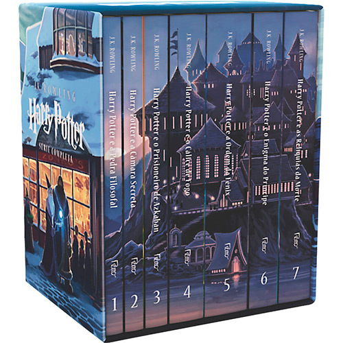 box Harry Potter 2