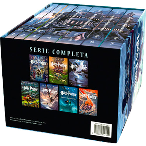 box Harry Potter 3