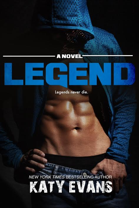 Legend - Real series #6, de Katy Evans