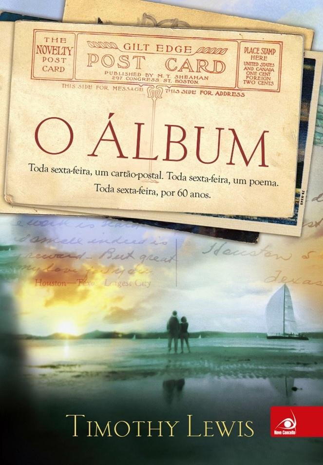 O Álbum, de Timothy Lewis - @Novo_Conceito