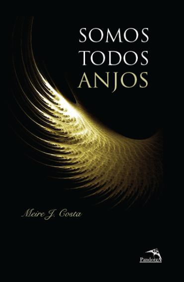 Somos todos anjos, de Meire J. Costa - @editorapandorga