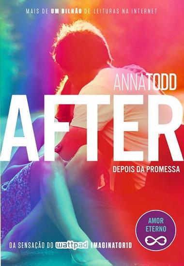 After – Depois da promessa, de Anna Todd – @editoraparalela