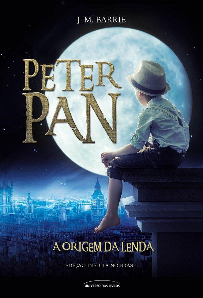 Peter Pan - A origem da lenda - JM Barrie