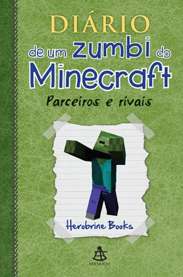 capa diário zumbi minecraft vol2_13mm.indd