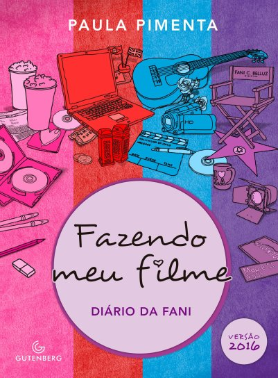 Diário da Fani - Paula Pimenta