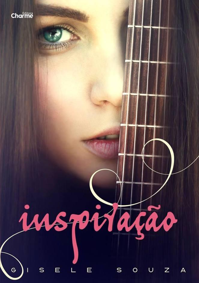 Inspiração, de Gisele Souza - Capa - Divulgação