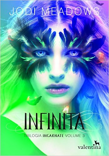 Infinita, de Jodi Meadows - @EdValentina