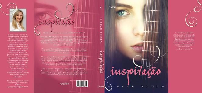 Inspiração, de Gisele Souza - editora Charme - inteira