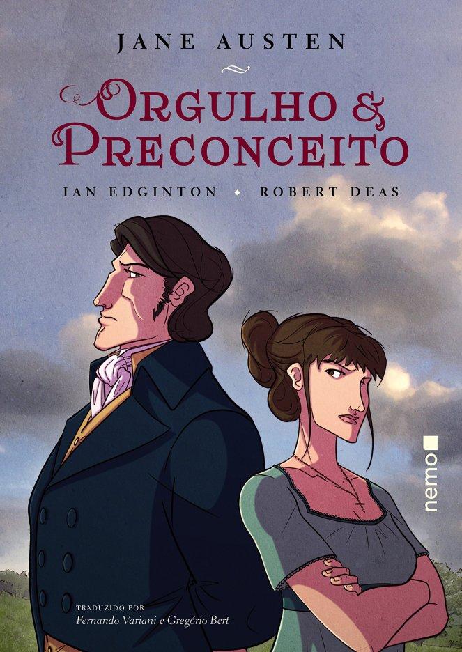 Orgulho e Preconceito, de Jane Austen (em quadrinhos) - @editoranemo