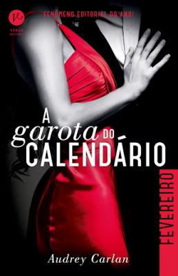 A Garota do Calendário fevereiro