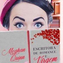 Uma escritora de romances e... virgem